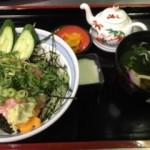 ねぎトロ丼(豊川)