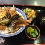 天丼(豊川)